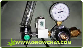 Use CO2 Regulator for an Increased Marijuana Growth