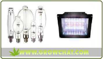 Marijuana Grow Light Kits for Complete Indoor Lighting System